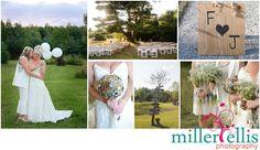 DIY wedding decor, Broach Bouquet, BOHO wedding decor, Lesbian Wedding, Barrie Same Sex Wedding Photographer {Barrie Backyard Wedding}