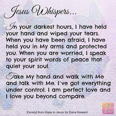 Toshia, my Jesus‼️