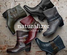 Today on HSN, shop our Katrina bootie in 6 fall-perfect colors and at $20 off retail. Hurry! The sale ends at 11:59 PM tonight.