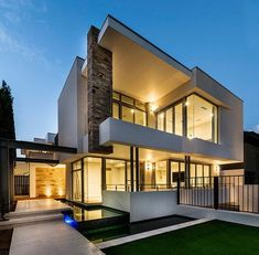 modern architectural house design   Contemporary Home Designs Floor     Costal House   contemporary   Exterior   Perth   D Max Photography