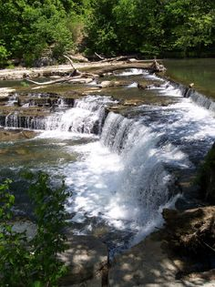 Richard Lieber State Park, an Indiana State Park located nearby Bloomington, Brazil and Greencastle