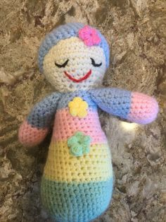 Sleepyhead Doll. My granddaughter loves her sleepyhead doll and takes her everywhere.  This is an ideal pattern for the beginner, and it can be fun for the more skilled crocheter who wants to embellish and personalize the basic design.  For photos and pattern link, see:  http://www.lilcreates.com/lillians-blog/crocheted-sleepyhead-doll.  Please post your photos of this doll in comments.  I would love to see a growing family of sleepyheads.