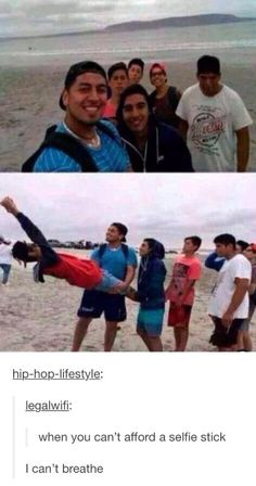 @randitakatori now do you see the importance of a selfie stick!?!