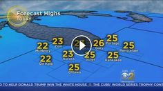 CBS 2 Weather Watch at 5 a.m. (12-10-16): CBS 2's Ed Curran reports.