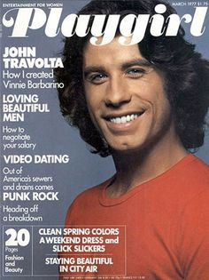 John Travolta, 1977