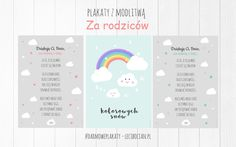 Plakaty z modlitwą za rodziców