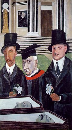 Ben Shahn - The passion of Sacco and Vanzetti