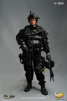 onesixthscalepictures: Toys City US NAVY SEAL SDVT-1 Combat Diver : Latest product news for 1/6 scale figures (12 inch collectibles).