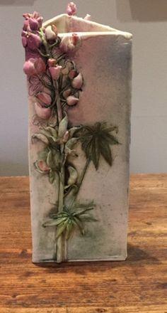 Lupins Vase – Purple Gallery