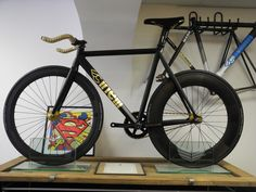 Le Bicycle Store...really sharp looking Cinelli