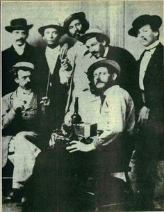 Picture Wyatt Earp Doc Holliday | Yeah the most free men in history
