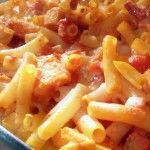 Macaroni Hot Pot – Microwave Recipes