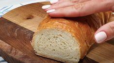 Chlieb už nekupujem: Nový perfektný recept na RÝCHLY CHLIEB za 10 minút - stačí len upiecť! Bread, Food, Basket, Brot, Essen, Baking, Meals, Breads, Buns