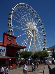 The VA Waterfront, Cape Town