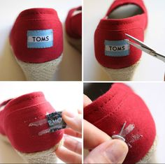 DIY how to hack your toms