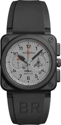 The Watch Quote: The Bell & Ross BR03 Rafale watch - The meeting of two outstanding companies