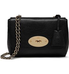 Main Image - Mulberry Lily Glossy Leather Crossbody Clutch USD 1095