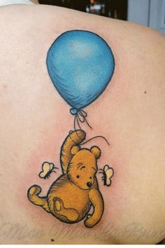 15 Disney Tattoos That Are Wonderfully Magical