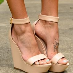 43 Nude #Shoes That Are a #Treat for Your Feet ...