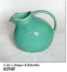 McCoy pottery pitcher