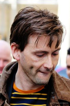 More Tennant dimple