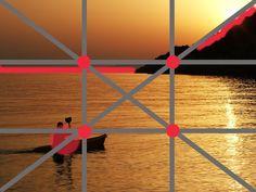 la composizione in fotografia, regola dei terzi, linee, diagonali, fotografia paesaggio