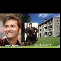 Dumb pun... but it's got Barty Crouch Jr/10th Doctor in it... so I had to repost :)