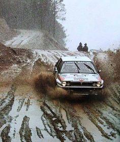 Lancia Delta | WRC Rally School @ http://www.globalracingschools.com