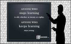 Keep Learning!
