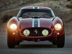 distinguishedcompany:  fabforgottennobility: ferrari 250 gt tour de france 14 louver Scaglietti Berlinetta 1957