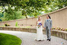 Arlington Gateway Park Bridal Portraits before a Key Bridge Marriott Wedding in Arlington VA | Kelly Ewell Photography