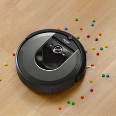 iRobot Roomba Wi-Fi Connected Robot Vacuum picks up every last bit Keep your home clean in a smart way … Wi Fi, Black Friday Shopping, Electronic Recycling, Your Voice, Shopping Hacks, Cool Gadgets, Lockers, Modern, Filter