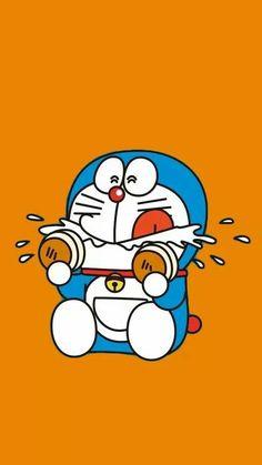 New Doraemon Wallpapers Wallpaper Iphone Disney, Cute Wallpaper Backgrounds, Love Wallpaper, Pattern Wallpaper, Doraemon Wallpapers, Cute Cartoon Wallpapers, Doremon Cartoon, Cartoon Images, Japanese Characters