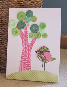 Children's Room Canvas Art, 5 by 7 StephDillonDesigns, $16.00