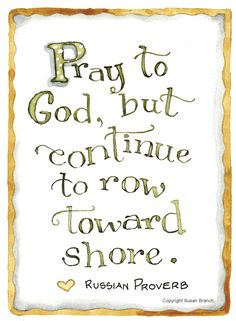 Pray And Move Forward...