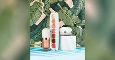 Cult favorites make a comeback, with all new must-haves in covetable white packaging with rose gold. #Entry #marcjacobsbeauty