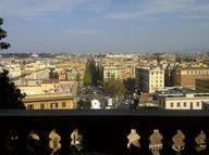 Vista desde Museos Vaticano