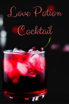 Sweet, tart, and kicks a punch. This cocktail is everything that you want in a Valentine's Day date