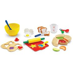 Learning Resources Pretend & Play Bakery Set Learning Resources http://www.amazon.com/dp/B001PNG8SY/ref=cm_sw_r_pi_dp_GlJbwb1R1NH64