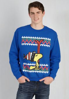 Holiday Shop - Gang's All Cheer Men's Sweatshirt