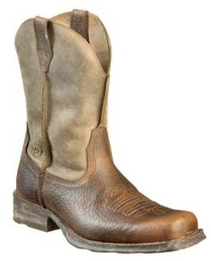 "Ariat® Rambler Pull-On 11"" Western Boots for Men 
