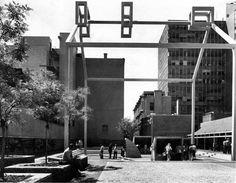 Robert Venturi, Franklin Court, Philadelphia, 1972