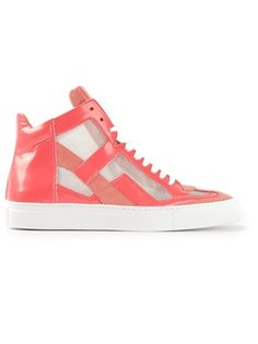 MM6 BY MAISON MARTIN MARGIELA Hi-Top Trainer