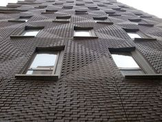 SHoP Architects, 290 Mulberry Street, New York. 2007.