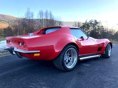 All Sports Cars, Little Red Corvette, Performance Wheels, Shop Truck, Chevrolet Corvette Stingray, Love Car, Car Photos, Cars Motorcycles, Vintage Cars