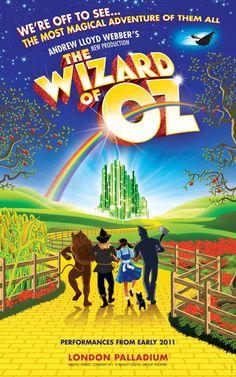 The Wizard of Oz at London Palladium