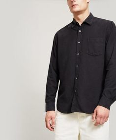 OUR LEGACY CLASSIC SILK SHIRT. #ourlegacy #cloth Our Legacy, Button Down Shirt, Mens Fashion, Shirt Dress, Silk, Classic, Mens Tops, Clothes, Collection
