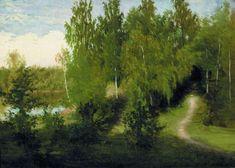 Moonlit Night - Ivan Kramskoy - WikiPaintings.org