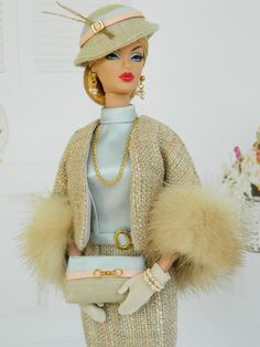 ~And Into Fall~ OOAK Fashion for Fashion Royalty/Silkstone Barbie by Joby Originals