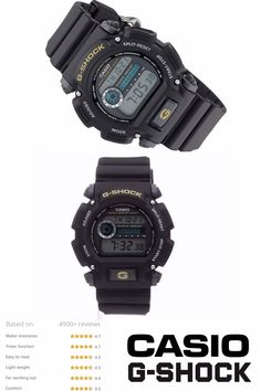 Casio G Shock Mens Military Digital Black Sports Casual Watch Waterproof Affordable Watch For Men Casual Watches, Watches For Men, Black Watches, Sporty Watch, New Technology Gadgets, G Shock Black, Affordable Watches, Just For Men, Fitness Watch